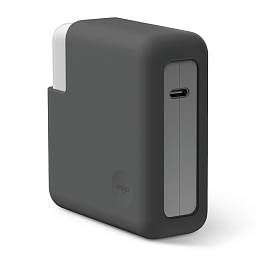 "Чехол для адаптера питания Elago Case for MacBook Pro 15"" (2016 and newer) Power Adapter (USB-C) Gray"