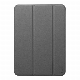 "Чехол для Apple iPad Air 10.9"" (2020) Deppa Wallet Onzo Basic Gray"