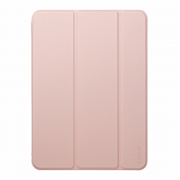 "Чехол для Apple iPad Air 10.9"" (2020) Deppa Wallet Onzo Basic Pink"