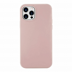 Чехол для iPhone 12 Pro Max uBear Touch Mag Case Pink (MagSafe Compatible)