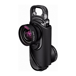 Объектив для iPhone 7/8/SE/7 Plus/8 Plus Olloclip Core Lens Set 3-in-1 (FishEye, Super-Wide, Macro 15x)