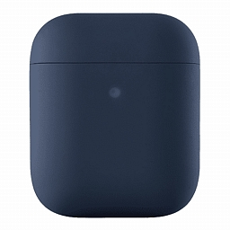 Чехол для AirPods uBear Ultra Thin Silicon Case Blue