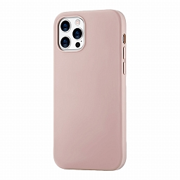 Чехол для iPhone 12 Pro Max uBear Touch Case Light Rose
