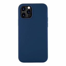 Чехол для iPhone 12 Pro Max uBear Touch Mag Case Blue (MagSafe Compatible)