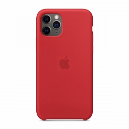 Чехол для iPhone 11 Pro Max Dixico Silicone Case (PRODUCT) RED