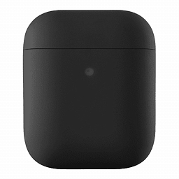 Чехол для AirPods uBear Ultra Thin Silicon Case Black
