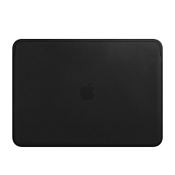 "Кожаный чехол Apple для MacBook Pro 13""/MacBook Air 13"" Black"