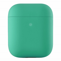 Чехол для AirPods uBear Ultra Thin Silicon Case Mint